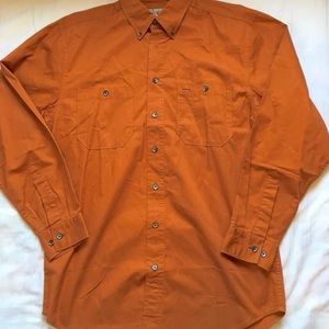 The Territory Ahead Sz Med Long Sleeve Button Up